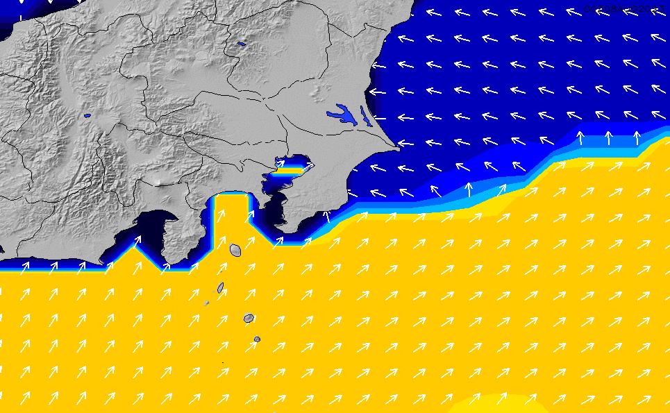 LOLA画像波周期