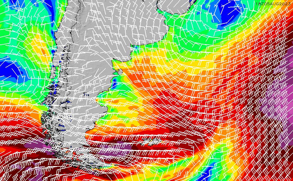 2020/4/2(木)3:00風速・風向