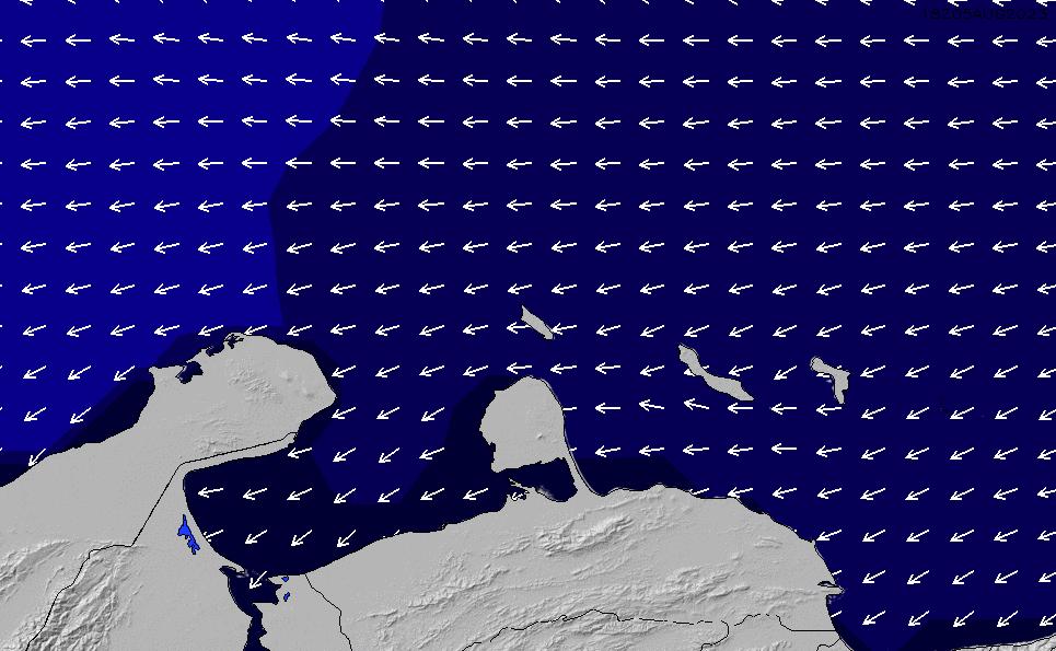 2020/9/20(日)22:00ポイントの波周期