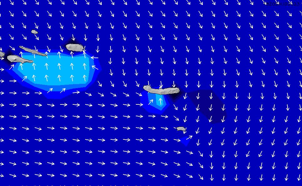 2020/9/26(土)6:00ポイントの波周期