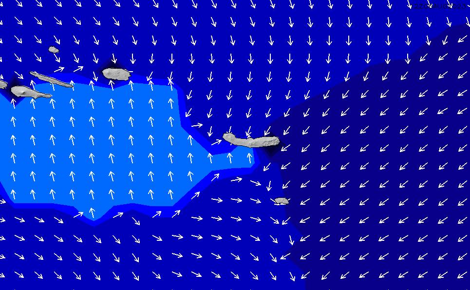 2021/2/28(日)1:00ポイントの波周期