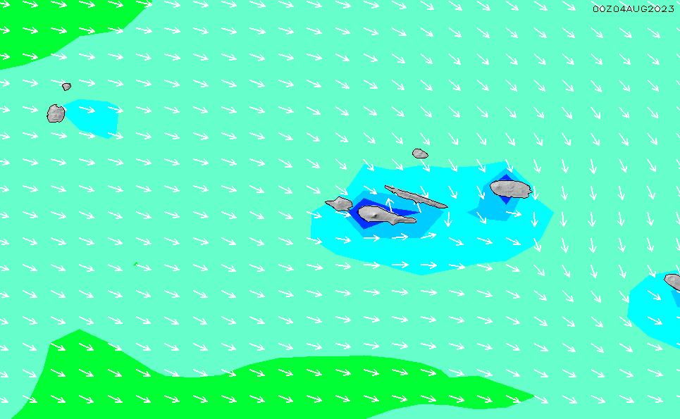 2021/5/11(火)18:00波高チャート