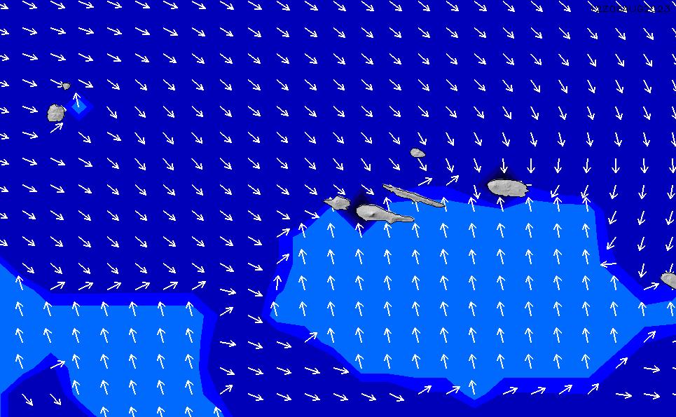 2021/5/11(火)18:00ポイントの波周期