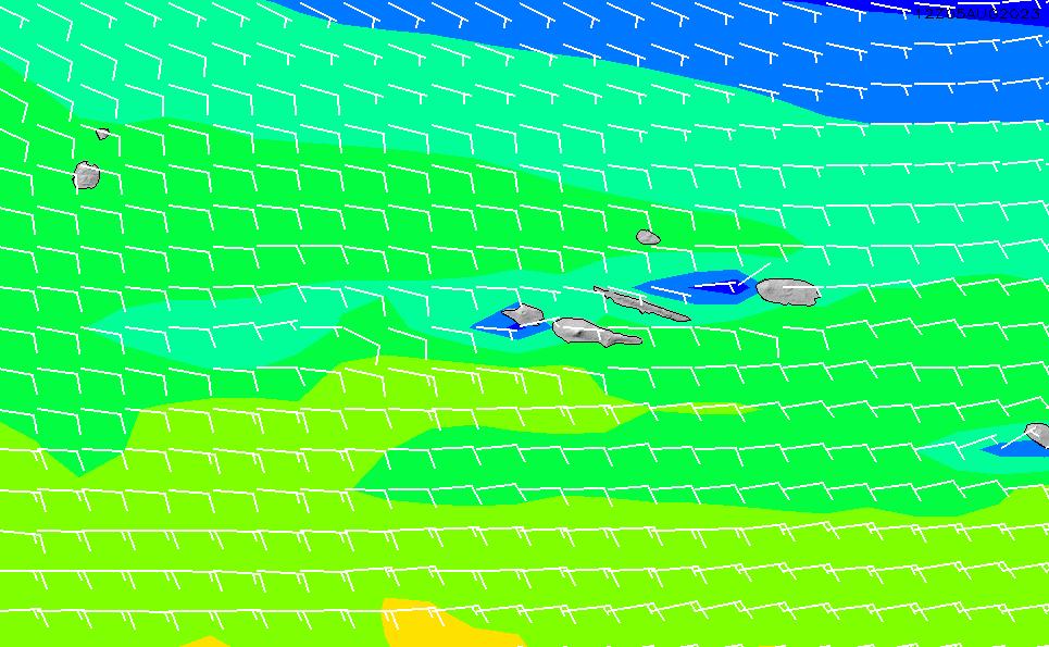2020/9/28(月)0:00風速・風向