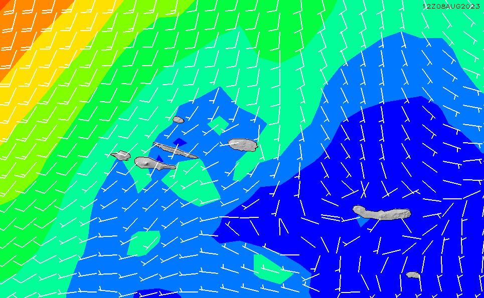 2021/4/17(土)18:00風速・風向