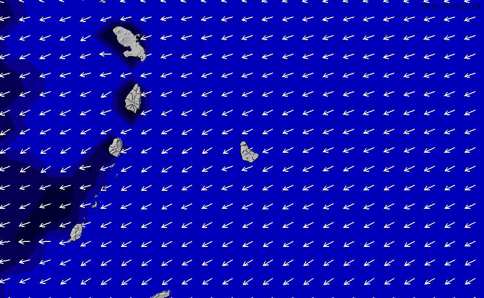 2021/5/12(水)22:00ポイントの波周期
