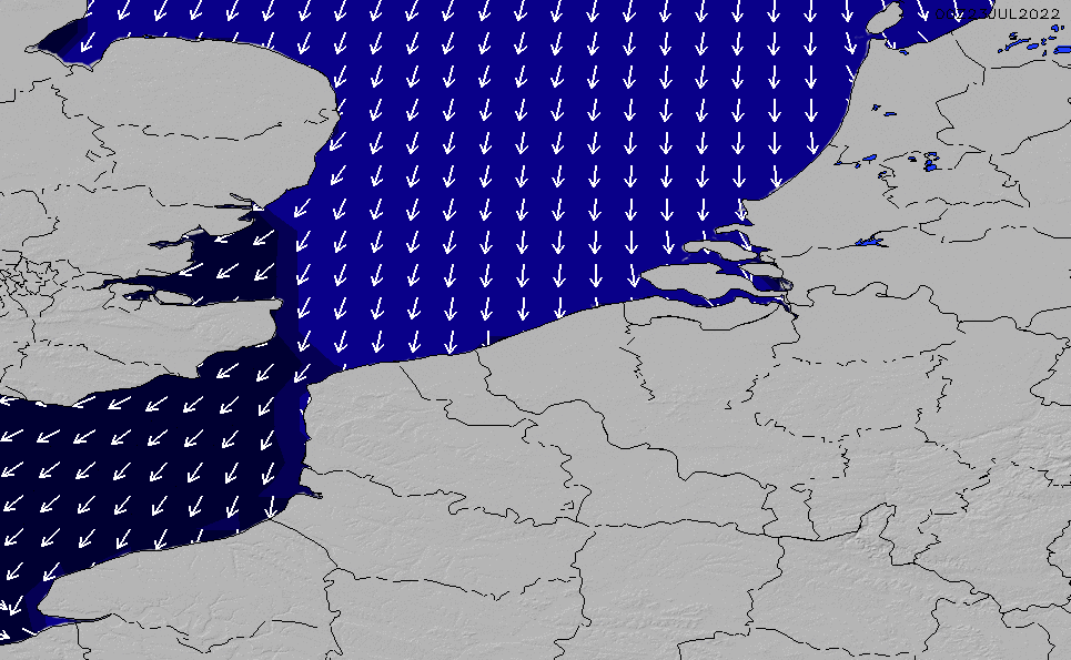 2020/9/19(土)2:00ポイントの波周期