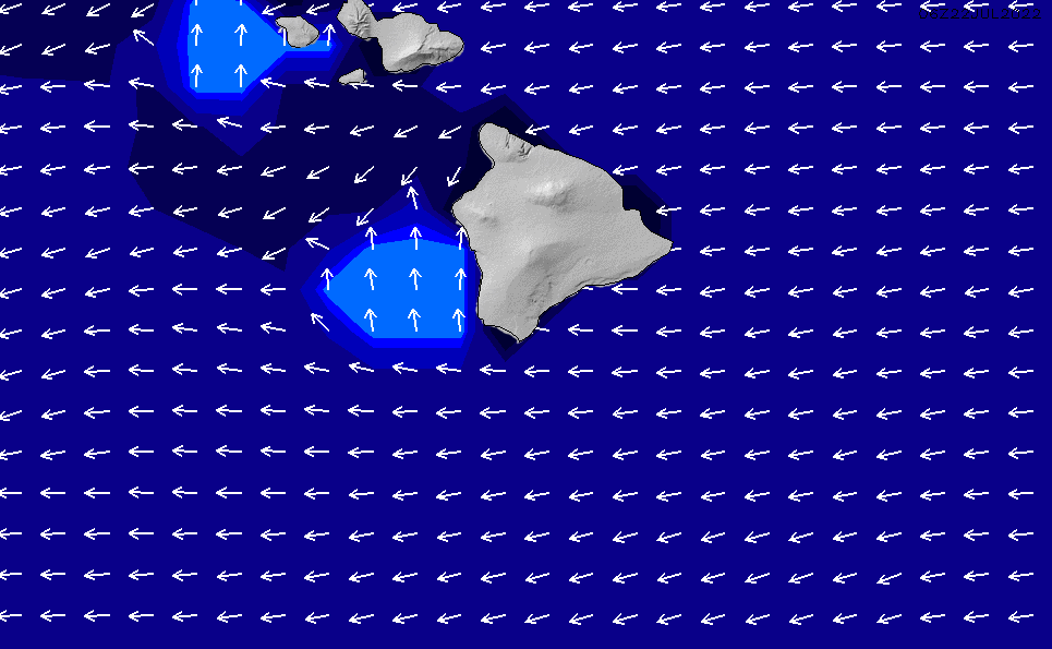 2020/3/29(日)16:00ポイントの波周期