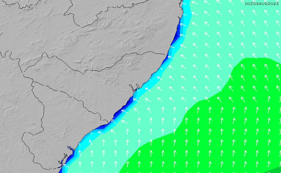 2021/5/19(水)15:00波高チャート