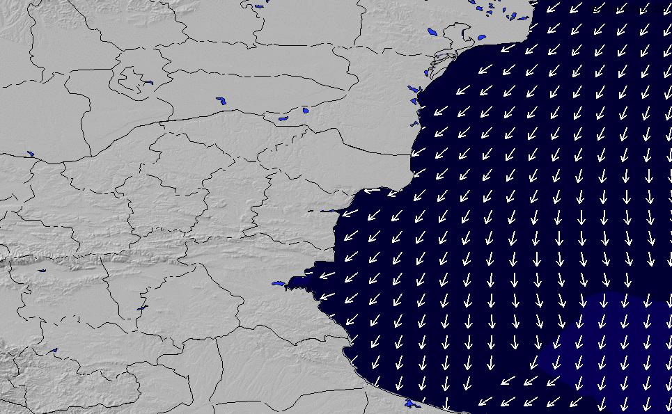 2021/2/28(日)20:00ポイントの波周期
