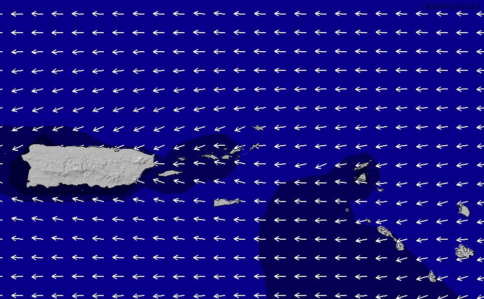 2021/4/12(月)16:00ポイントの波周期