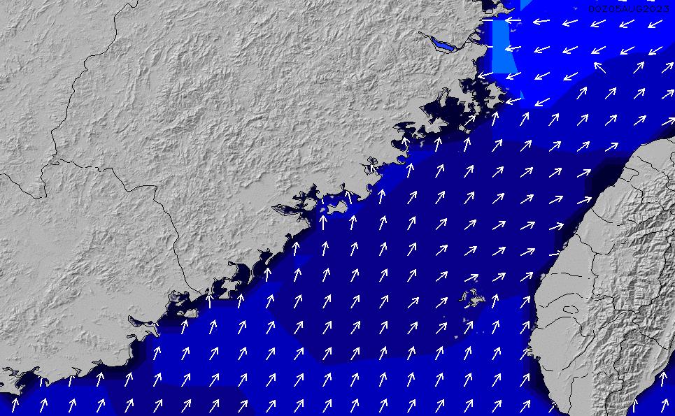 2020/9/24(木)2:00ポイントの波周期