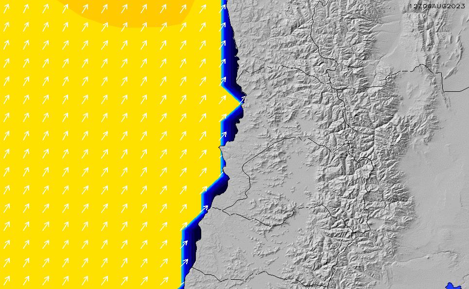2020/4/2(木)3:00ポイントの波周期