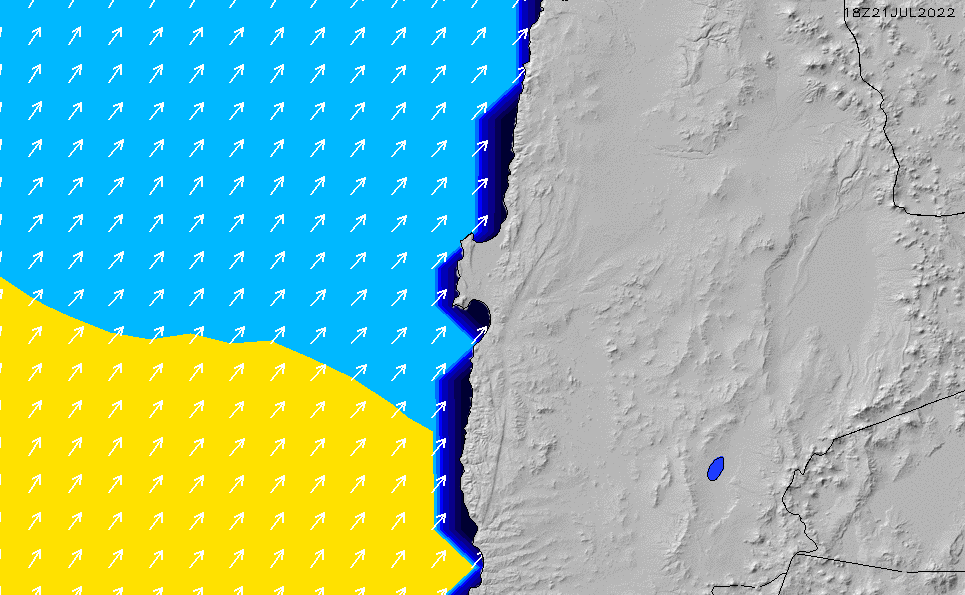 2020/9/20(日)3:00ポイントの波周期