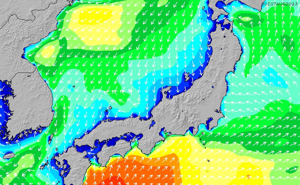 2021/5/17(月)15:00波高チャート