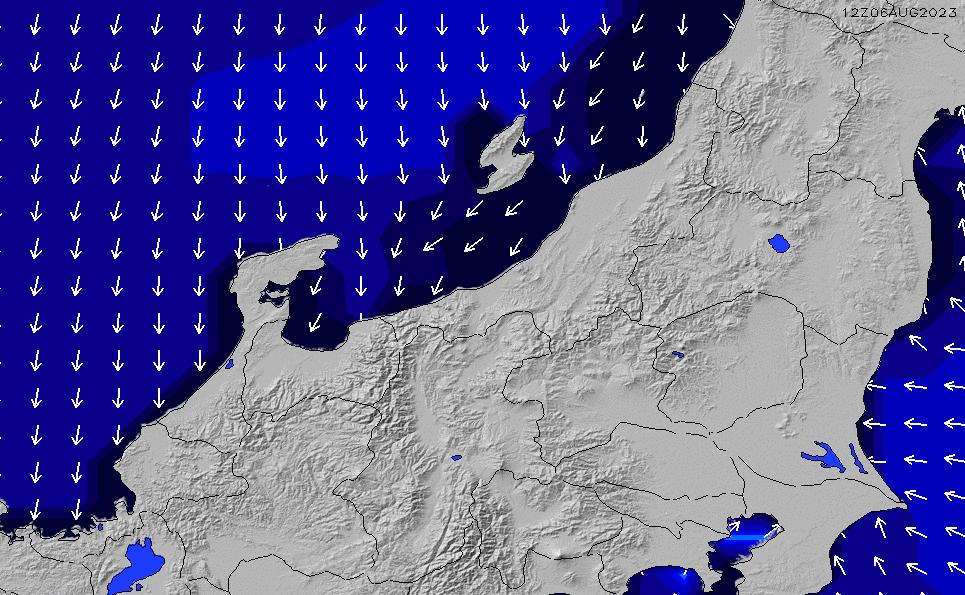 2020/10/28(水)15:00ポイントの波周期