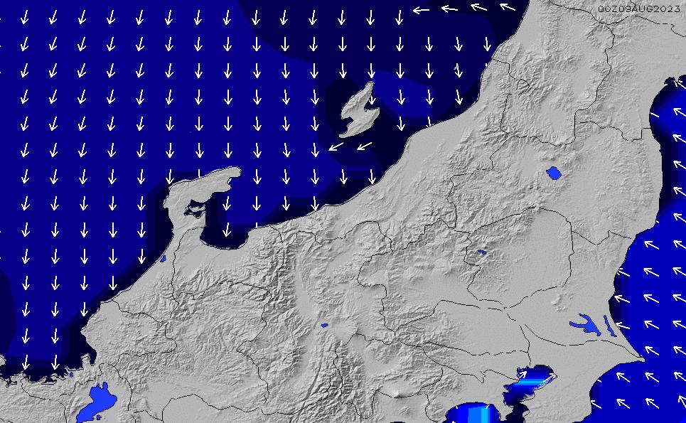 2020/5/31(日)15:00ポイントの波周期