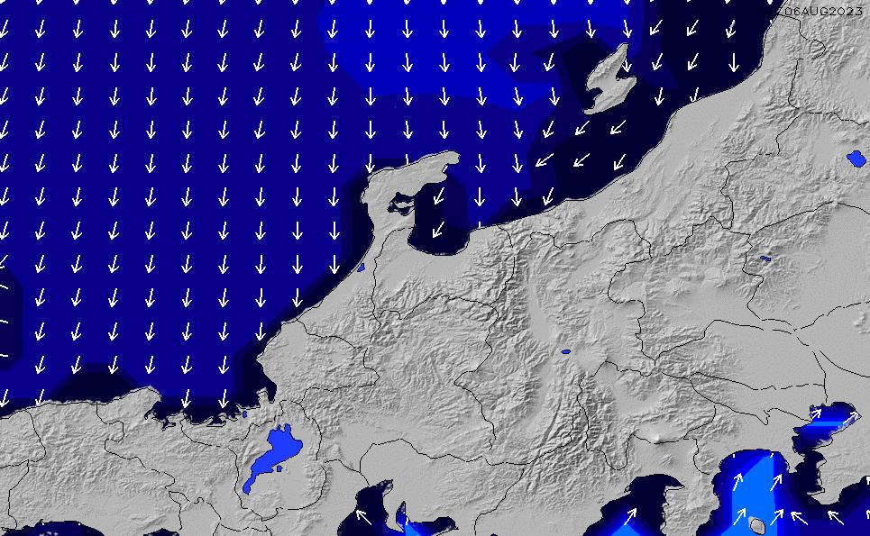 2020/2/24(月)15:00ポイントの波周期