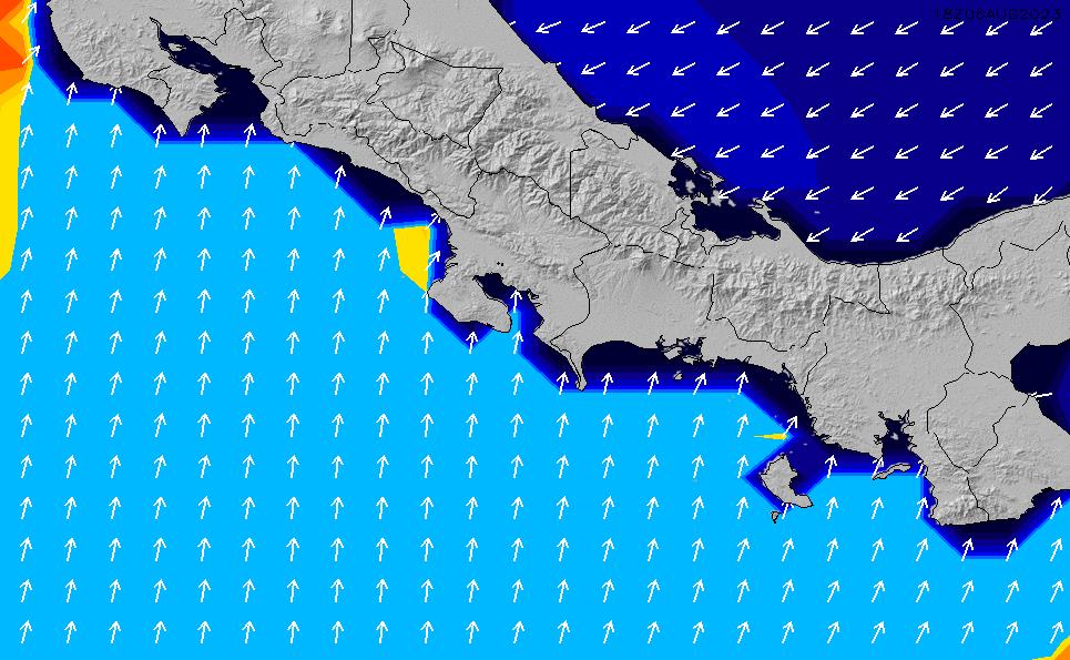 2021/6/15(火)12:00ポイントの波周期