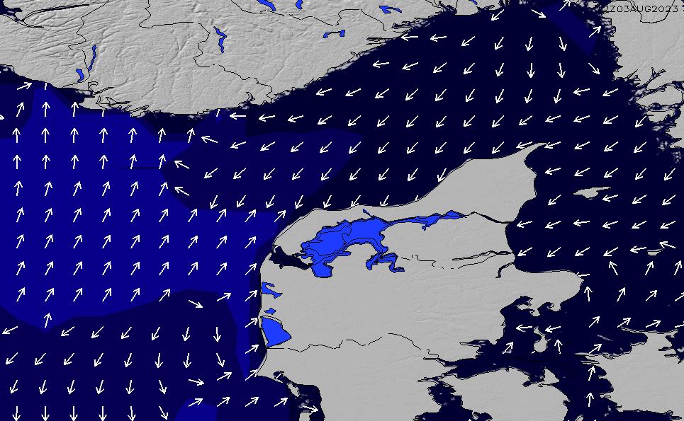 2020/11/30(月)19:00ポイントの波周期