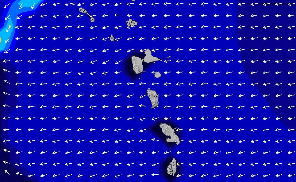 2021/7/28(水)10:00ポイントの波周期