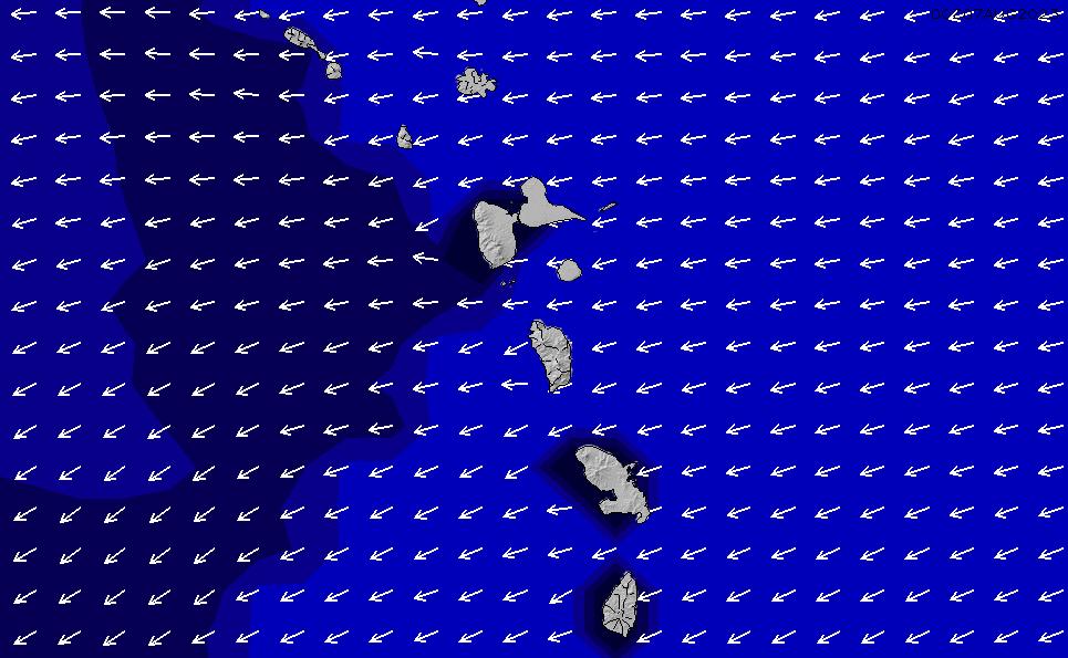 2021/5/17(月)22:00ポイントの波周期