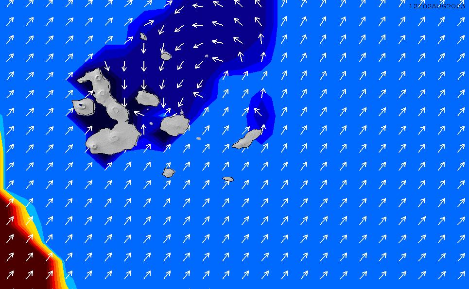 2021/5/10(月)17:00ポイントの波周期
