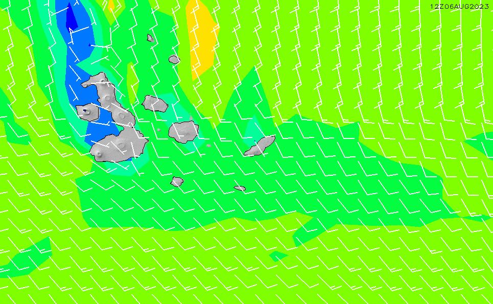 2021/5/10(月)17:00風速・風向