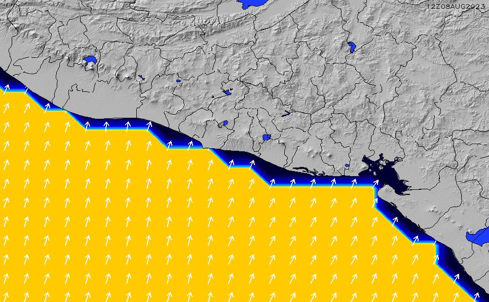 2021/5/12(水)0:00ポイントの波周期