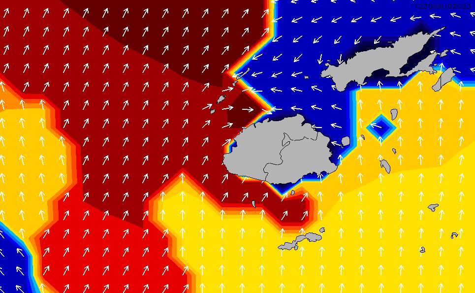 2020/7/15(水)18:00ポイントの波周期