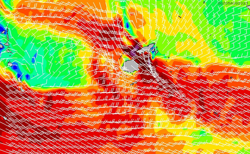 2021/5/12(水)18:00風速・風向