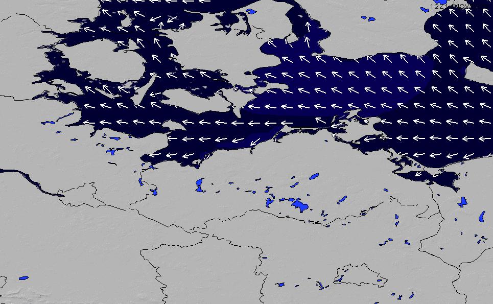 2021/1/26(火)19:00ポイントの波周期