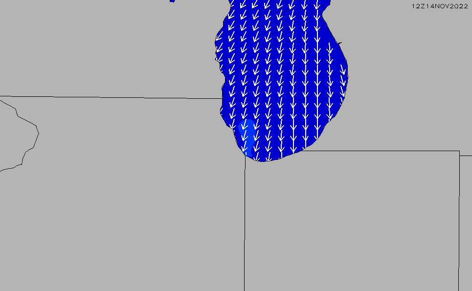 2021/5/14(金)10:00波高チャート