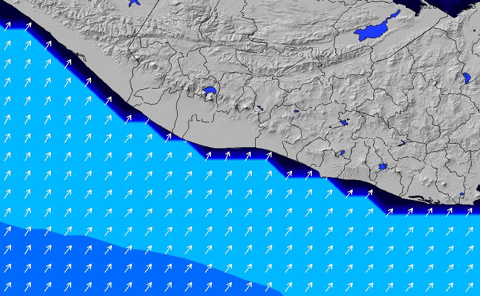2020/9/23(水)6:00ポイントの波周期