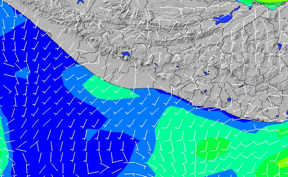 2021/4/16(金)0:00風速・風向