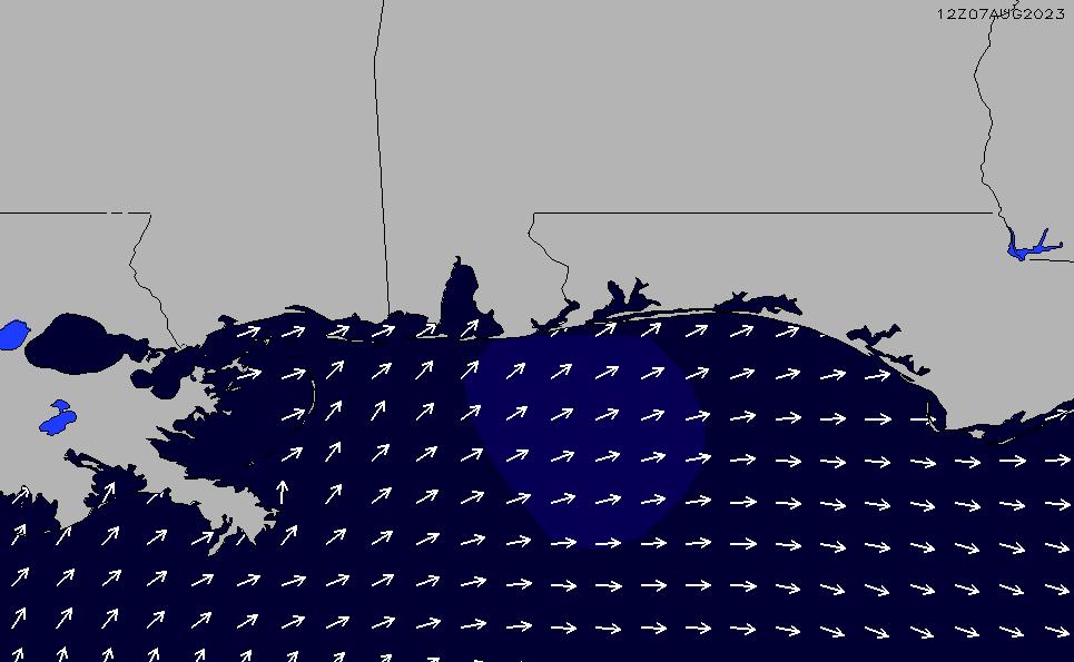 2020/9/21(月)23:00ポイントの波周期