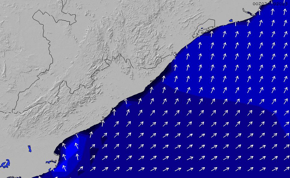 2020/9/22(火)11:00ポイントの波周期