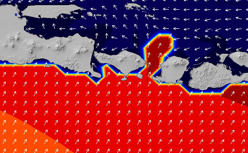 2020/9/20(日)2:00ポイントの波周期