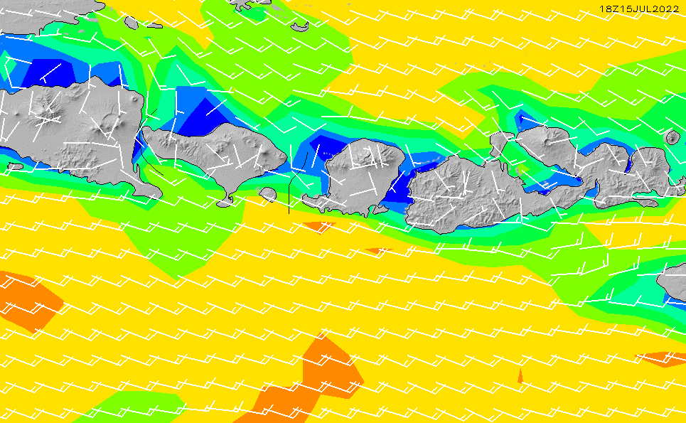 2020/7/8(水)2:00風速・風向