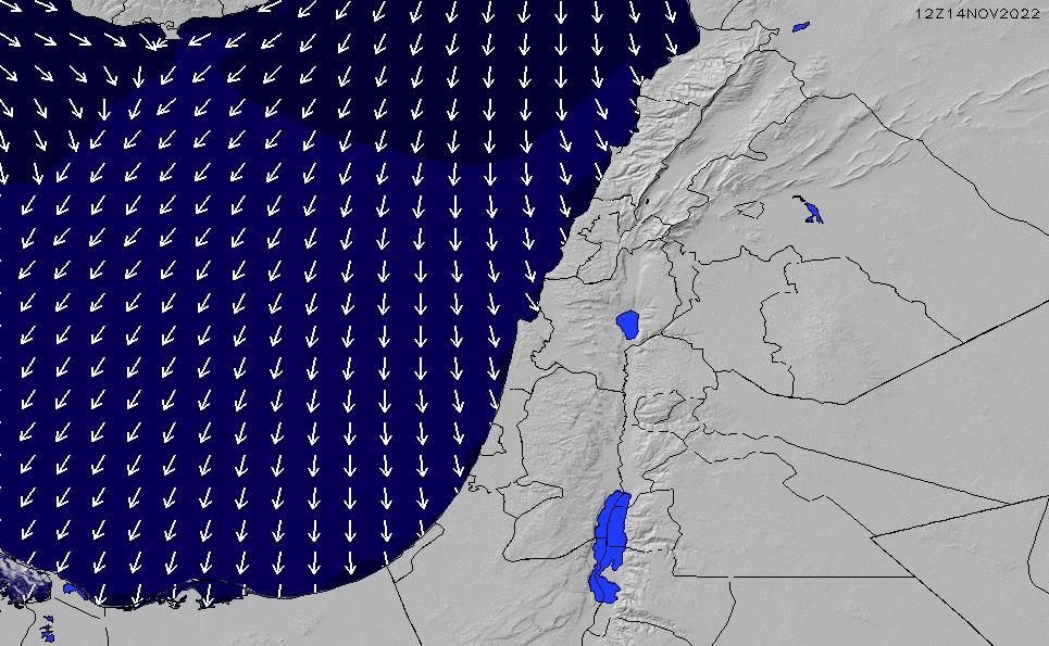2021/10/19(火)9:00ポイントの波周期
