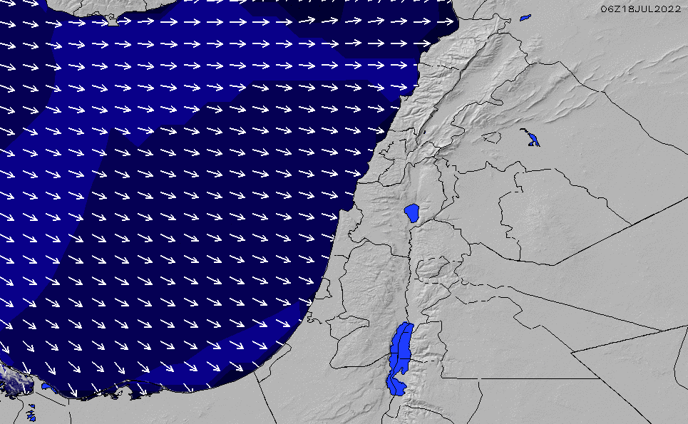 2021/2/25(木)14:00ポイントの波周期