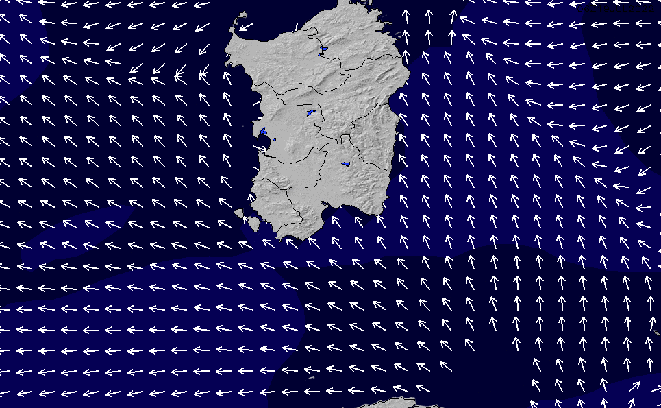 2020/7/8(水)8:00ポイントの波周期