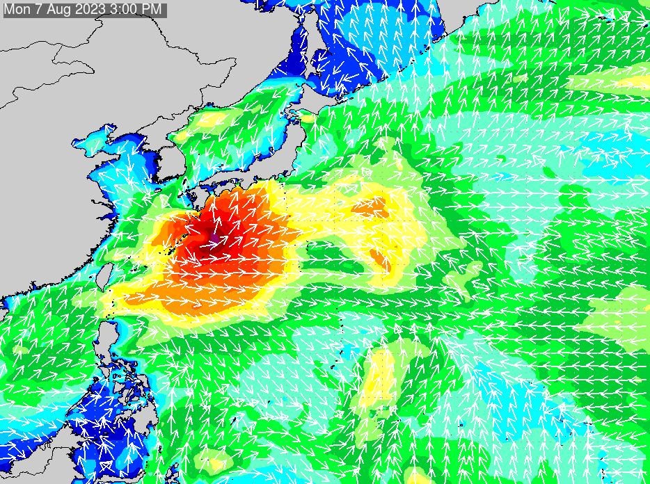 2020/4/8(水)3:00日本全国のうねり