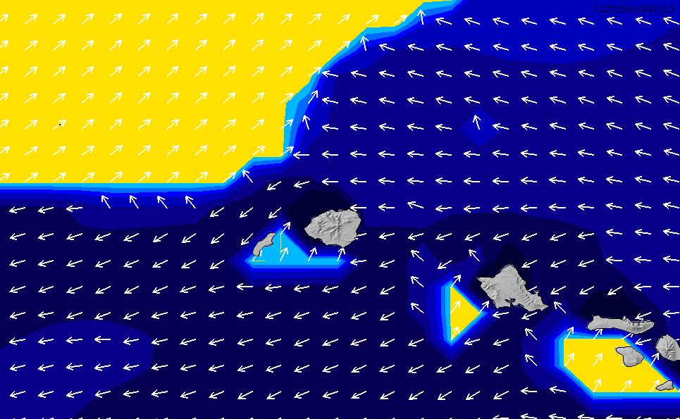 2020/7/14(火)4:00ポイントの波周期