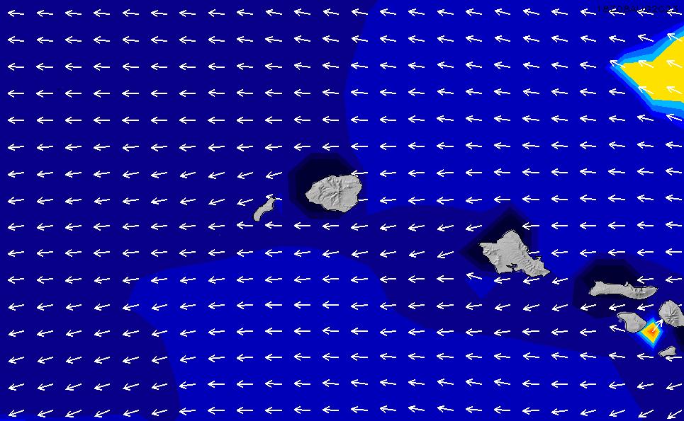 2021/7/28(水)4:00ポイントの波周期