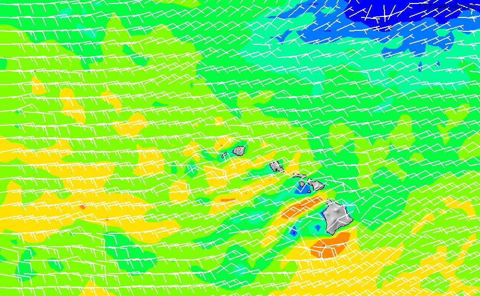 2021/5/9(日)10:00風速・風向