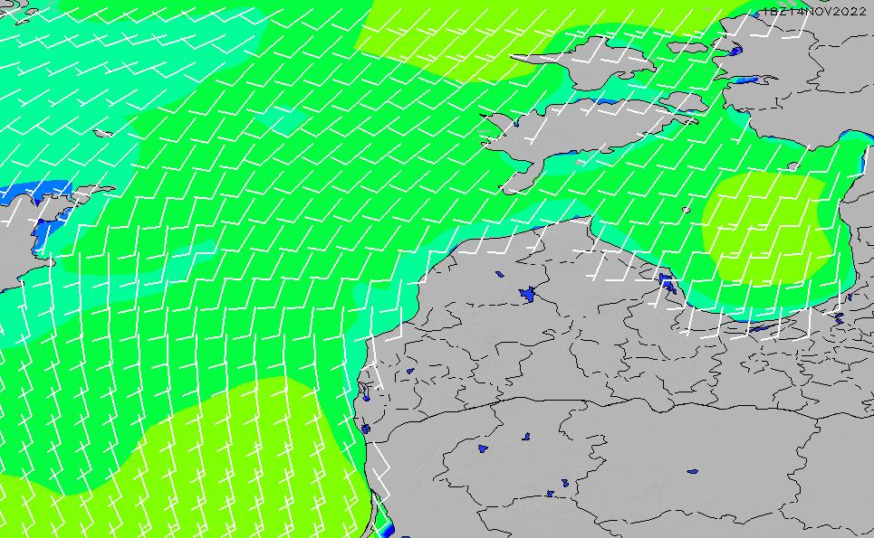 2021/9/20(月)9:00風速・風向