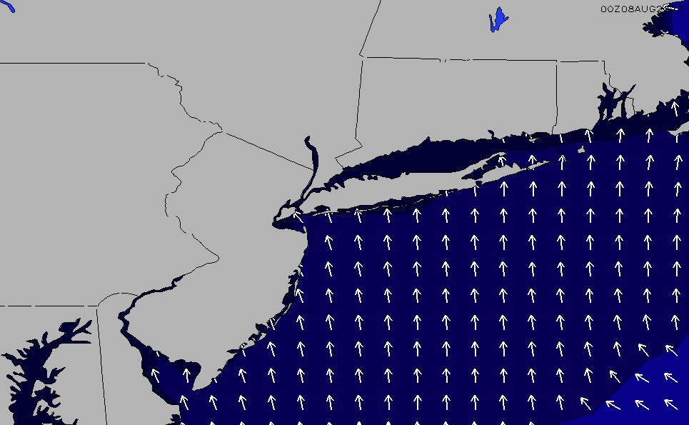 2021/5/14(金)10:00ポイントの波周期