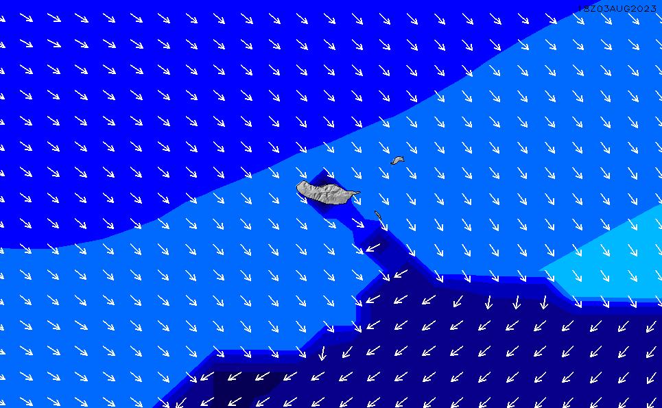 2021/10/27(水)7:00ポイントの波周期