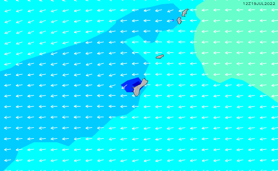 2020/4/2(木)22:00波高チャート
